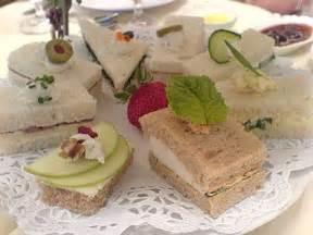 Tea Party Finger Sandwiches