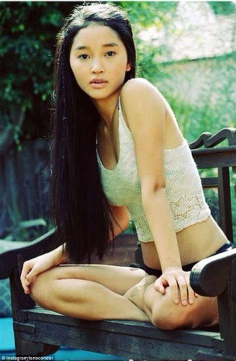 lana condor asian body apocalypse jubilee chinese actress bryan cast american born vietnamese half lee mutant singer measurements height dark