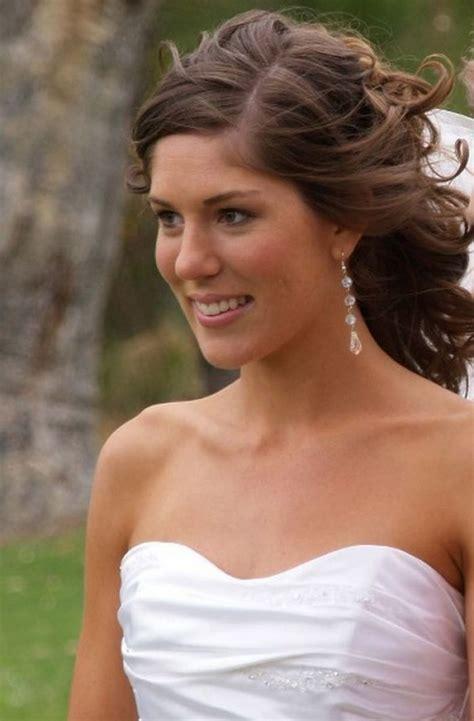 medium length wedding hairstyles  love   wohh