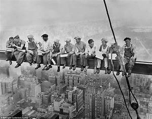 The picture that proves why iconic photograph of workers ...