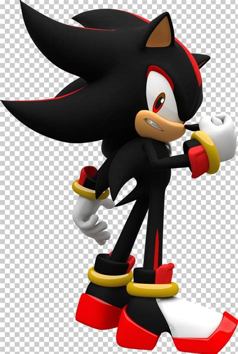 Shadow The Hedgehog Sonic Adventure 2 Sonic The Hedgehog ...