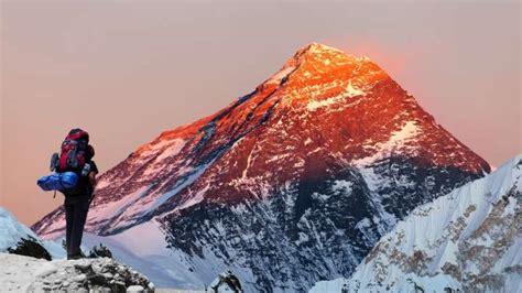 Climate Change Revealing Dead Bodies Mount Everest