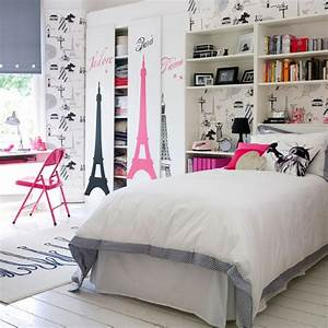 Transform a teenage girl's bedroom in 5 steps