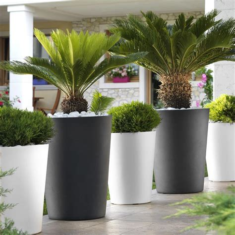 vasi per piante grandi vaso in resina zamora