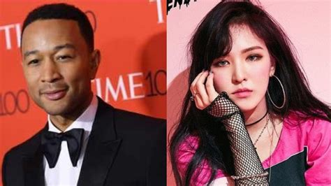 Is Red Velvet Wendy Collaborating With John Legend For