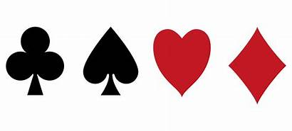 Poker Playing Card Symbol Clipart Symbols Transparent