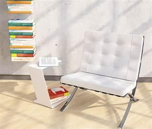 Drahtkorb Tisch Weiß : home3000 beistelltisch ablage tisch design metall einfach klar weiss schlicht ~ Yasmunasinghe.com Haus und Dekorationen
