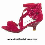 girls high heel sh...