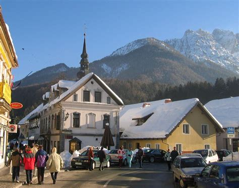 Kranjska Gora – Travel guide at Wikivoyage