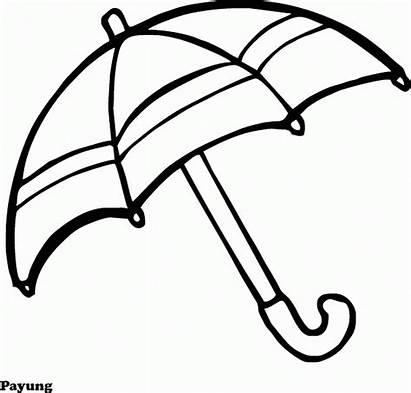 Gambar Hitam Putih Payung Untuk Google Hasil