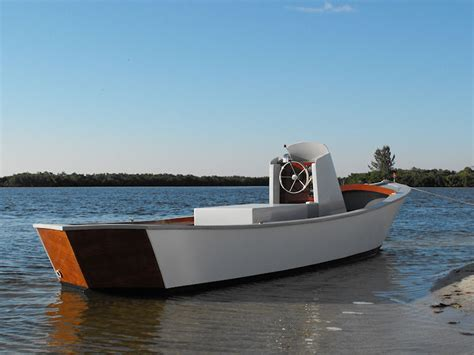 Inboard Fishing Boat Plans by Inboard Fishing Boat Plans Plan Make Easy To Build Boat
