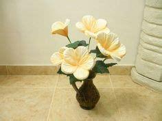 42 mejores imágenes de Flores de goma eva Goma eva