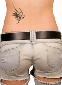 Tatouage Bas Dos Femme : tatouage tribal femme bas du dos discret tatouage pinterest ~ Dallasstarsshop.com Idées de Décoration