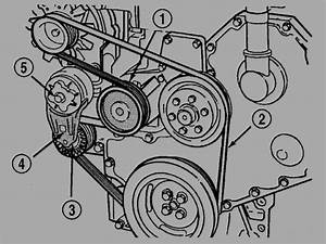 Dodge Diesel Drive Belt Diagram