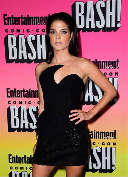 Marie Avgeropoulos Comic Con Entertainment Weekly Bash