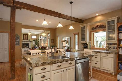 country style kitchen design 47 beautiful country kitchen designs pictures 6210