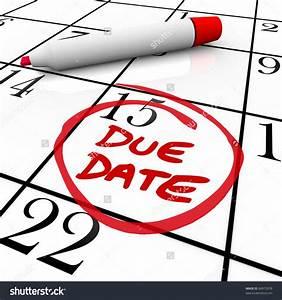 Due Date Calendar | monthly calendar 2017