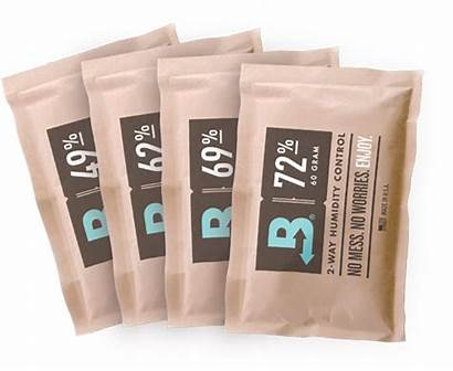 Boveda Humidity Way Gram Pack Control Packs