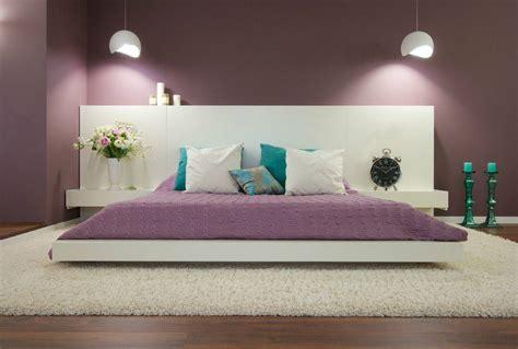 couleur romantique pour chambre chambre à coucher moderne design ou romantique