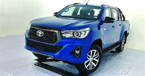 Brand New Car Price Philippines by 2018 Toyota Hilux Conquest Price Specs Features