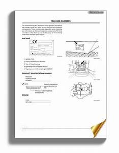 Hitachi Zaxis 400r 400lch 3 Hydraulic Excavator Operators