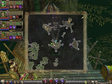 dungeon siege 3 map dungeon siege ii screenshots for windows mobygames