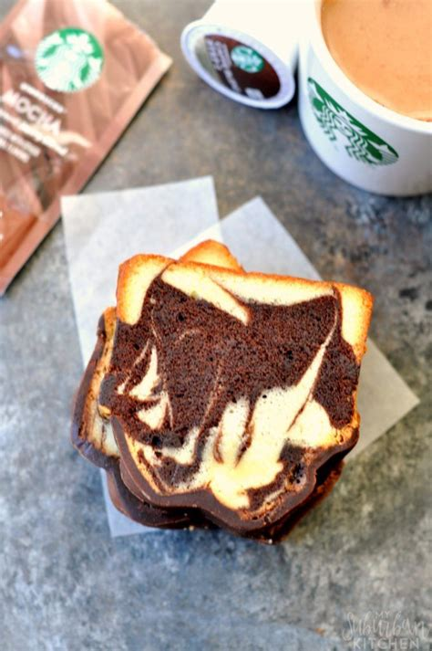 Scan, pay and earn rewards. Copycat Starbucks marble pound cake is the perfect compliment to a cup of coffee, latte or even ...