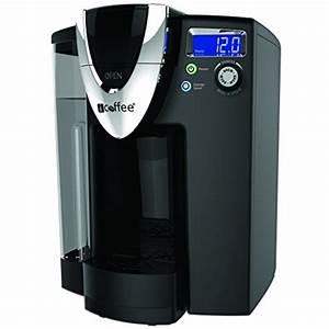 Icoffee  U00ae Opus Single Serve Brewer 2 0