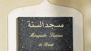 Le Journal Du Musulman : la plaque de la mosqu e sunna de brest d truite au marteau le journal du musulman ~ Medecine-chirurgie-esthetiques.com Avis de Voitures