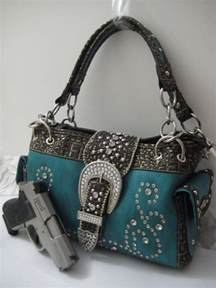 Montana West Concealed Carry Gun Purse