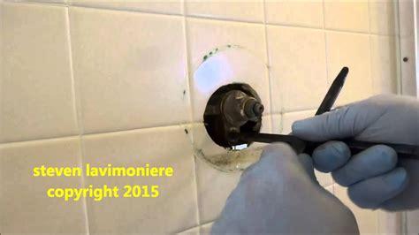 symmons temptrol tub shower valve leaking  wallplumbing