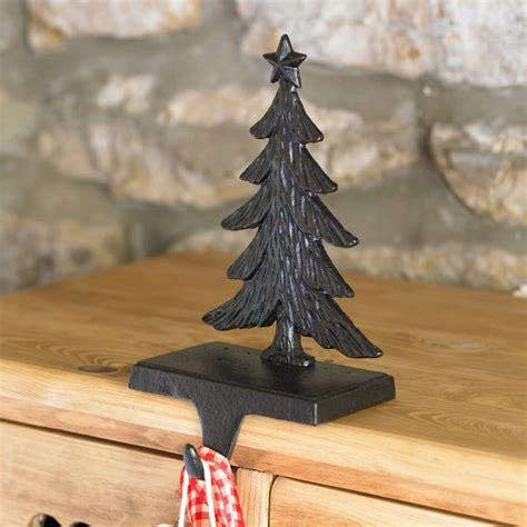 christmas tree stocking holder by dibor notonthehighstreet com