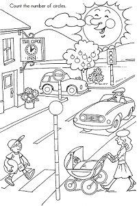 classroom coloring sheets images  pinterest