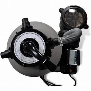 Pompe Filtre A Sable : vidaxl filtre sable avec pompe de piscine 35 cm 90396 ~ Dailycaller-alerts.com Idées de Décoration