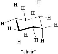 Cyclohexane Chair Point by What Is The Confirmation Of Cyclohexane Yahoo Answers