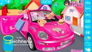 Auto Spiele Für Mädchen : barbie spiele f r m dchen reinigen sie meine neue rosa auto spiel f r kinder youtube ~ Frokenaadalensverden.com Haus und Dekorationen