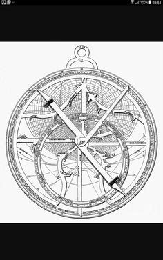 nautical compass drawing - Google Search | left sleeve ideas | Nautical compass tattoo, Compass