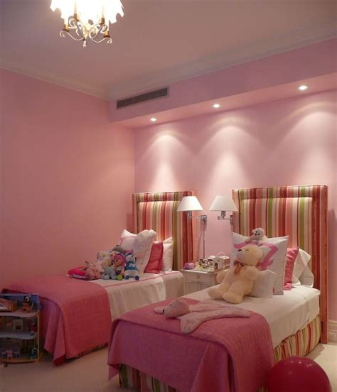 the renovated home girl s rooms bedroom bulkhead