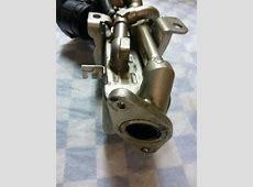 0916 BMW F01N F02N F07 F10 F11 7 Series X3 X5 Exhaust