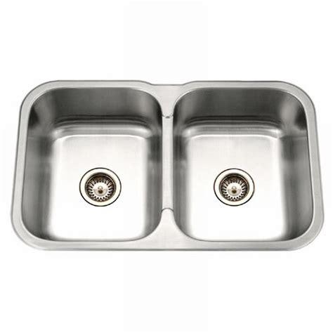 houzer kitchen sink houzer medallion gourmet series undermount stainless steel 1714