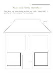 Family and House Worksheet