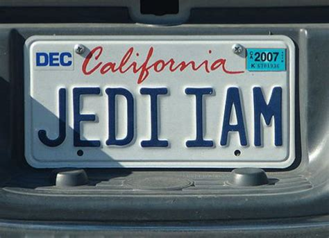 Cool & Funny License Plates Maret 2014