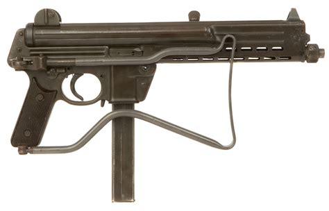 Deactivated Mpl Submachine Gun