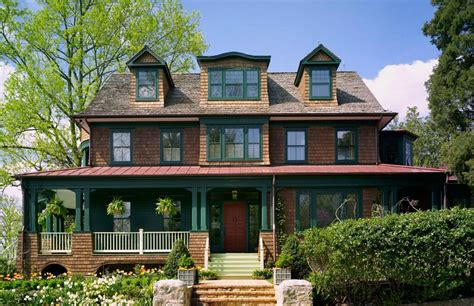 Designing A New Shinglestyle House With Classic Old Style