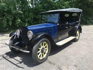 1920 Packard Series 3-35 Twin Six Seven-Passenger Touring