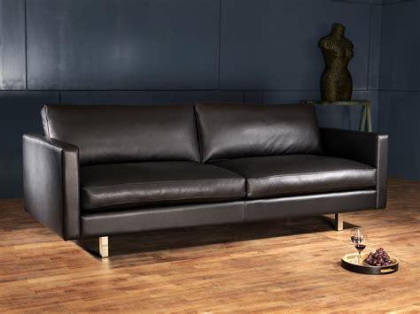 canapé cuir contemporain design canapé en cuir comment acheter sans y laisser sa peau