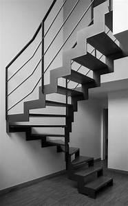 Escalier Métallique Industriel : gallery ~ Melissatoandfro.com Idées de Décoration