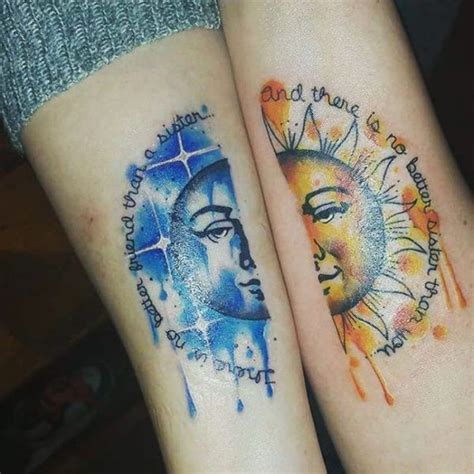 225+ Wonderful Sister Tattoos: Honor Your Dear Sister (with Meanings) - Wild Tattoo Art