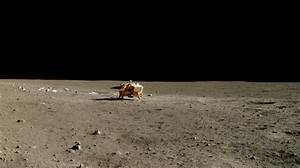 3 years after moon landing, China's Chang'e-3 is still ...