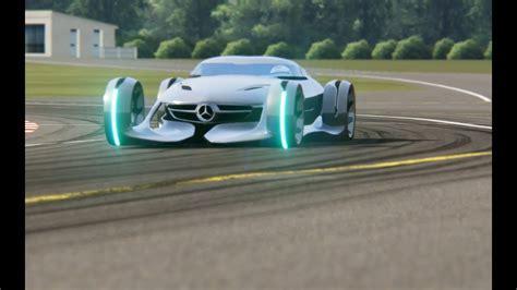 Mercedes-benz Silver Arrow Concept Top Gear Testing
